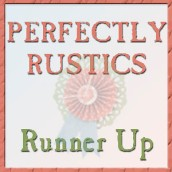 Perfectly Rustics Design Challenge No.33 – Colour Combo