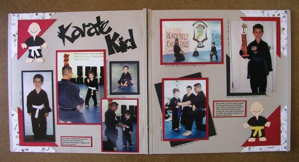 """""""Karate Kid"""""""
