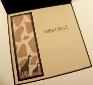 Wild Birthday Card DSCN7184