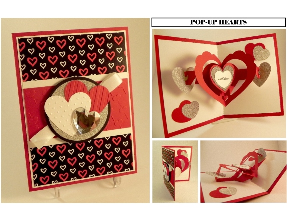 POP UP HEARTS 2