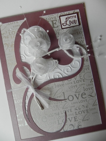 With Love Anniversary Card DSCN5803