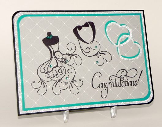 Congratulations! - Wedding Card yDSCN7536