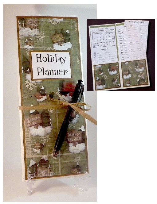 holiday planner main photo