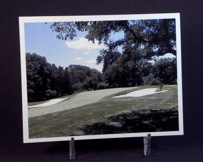 Golf Photo Note Cards