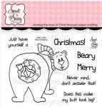 Beary Christmas Stamp Set