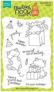 Newton's Nook Birthday Bash Stamp Set