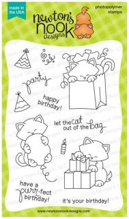 Newton's Nook Birthday Bash Stamp Set