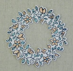 die cut wreath DSCN0041