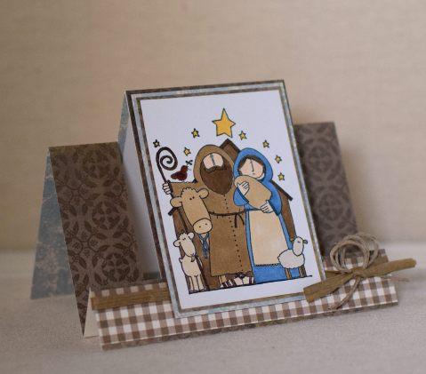 Nativity Center Step Card wDSC_1187