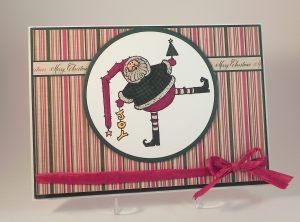 Spinning Santa wDSCN7952