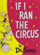 IF I RAN THE CIRCUS Book Cover (front) c