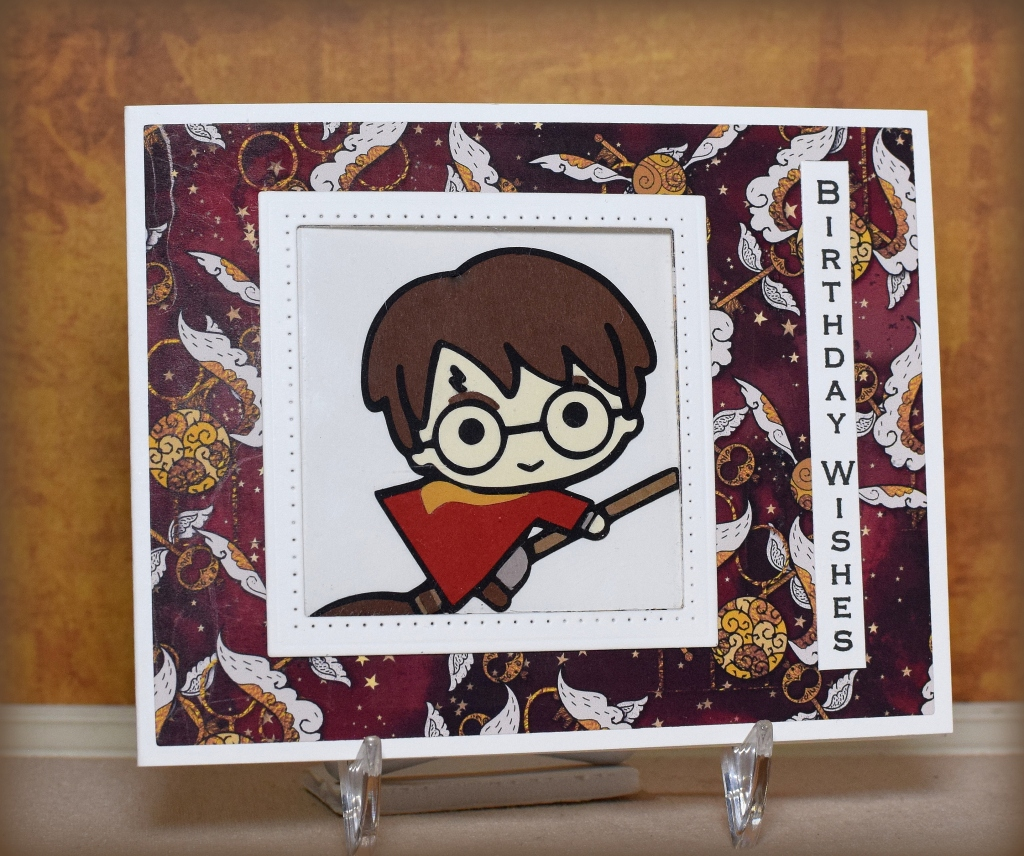 Harry Potter Spinner Pop-Up 1
