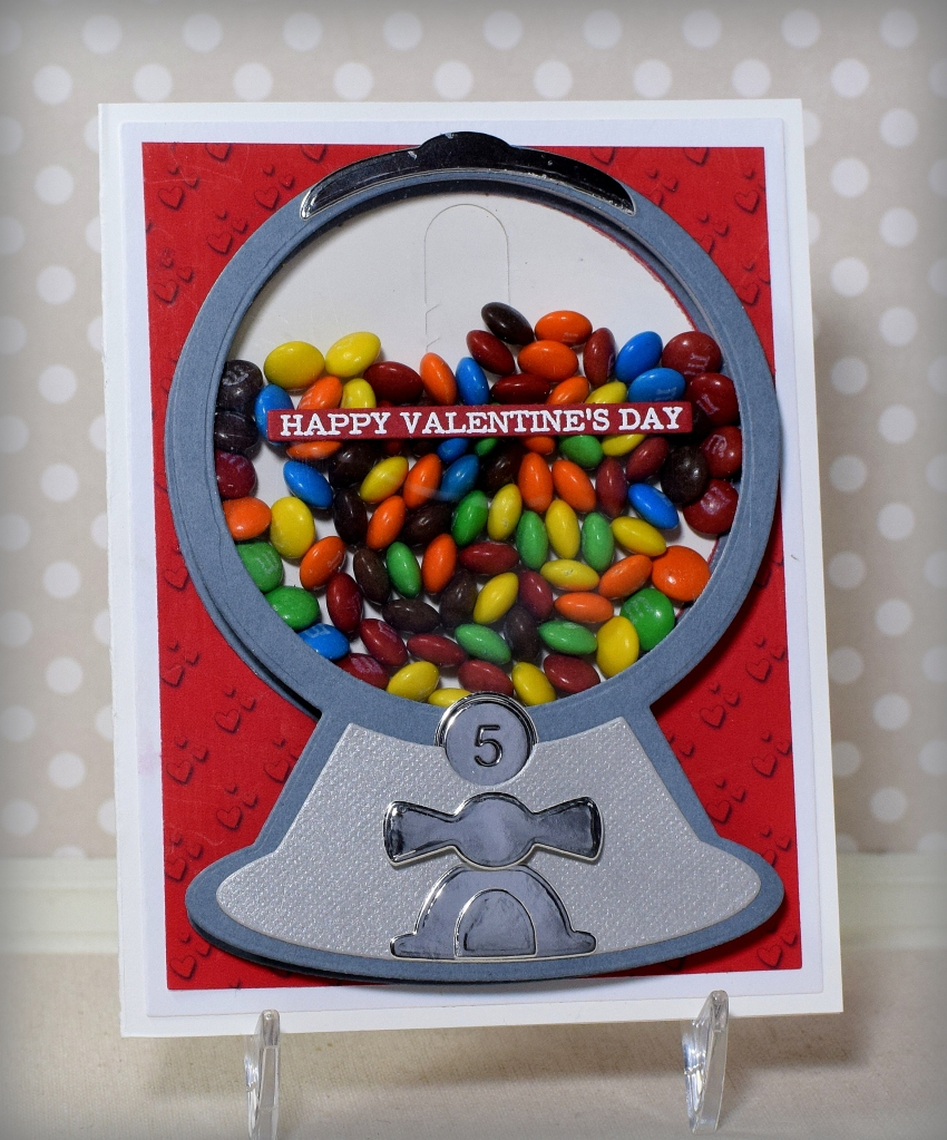 Sweet Valentine's Day Card 1